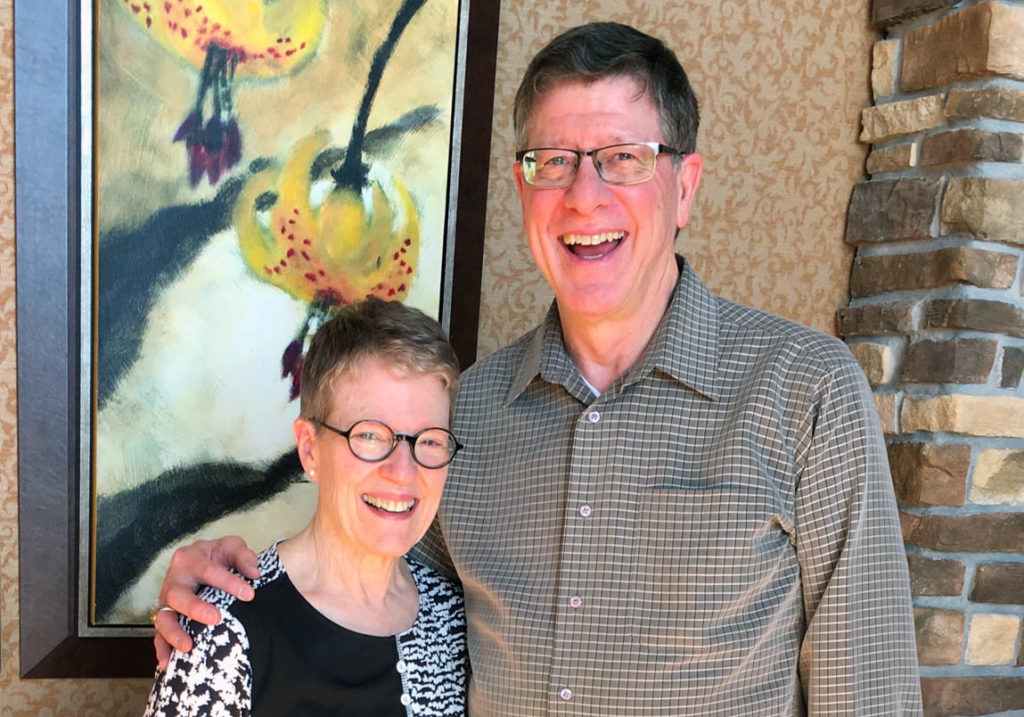 Karen and Steven R. Herwig, D.O.