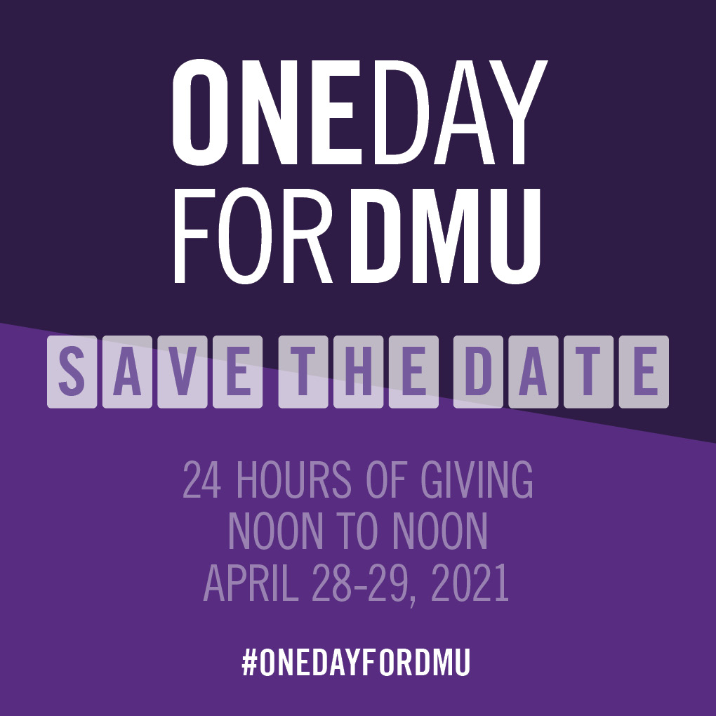 One Day for DMU social media sharables_STD
