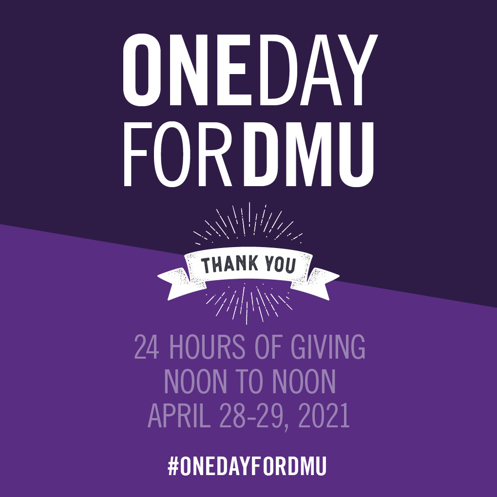One Day for DMU social media sharables_TY